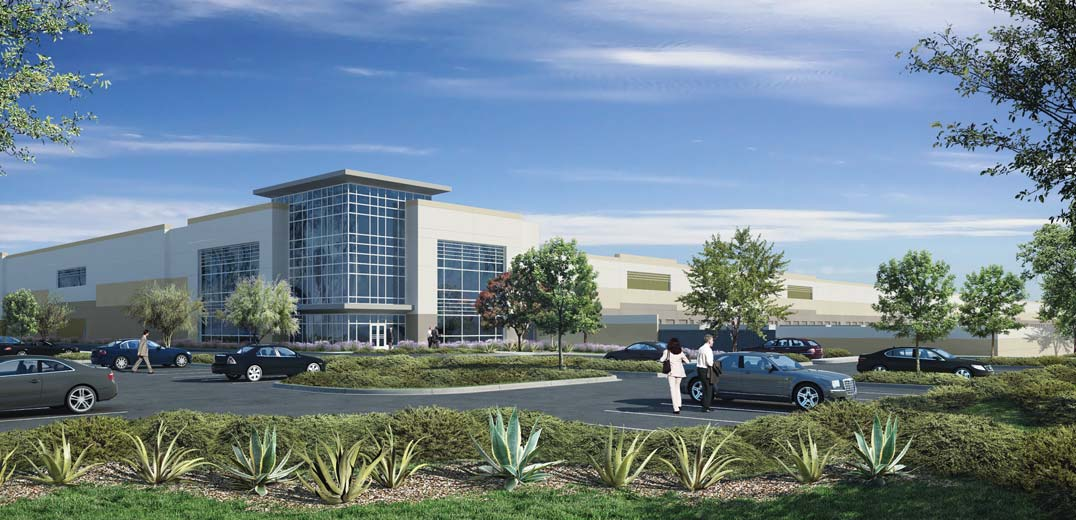 Arcadia Logistics Center Rend